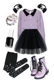 Purple Pastel Goth Outfit Tutu Pastelpinkgoth Photo 40122623 Fanpop