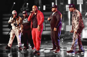 Rain and the BET URL cypher theflowonline