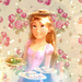 Rapunzel icon - tangled icon