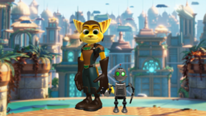 Ratchet and Clank MMD by o0demonboy0o and SAB64