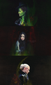 Regina, Emma and Zelena - once-upon-a-time fan art