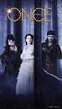 Regina, Snow and Hook - once-upon-a-time fan art
