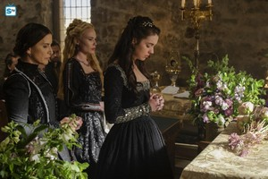Reign - Season 4  - 4x01 - With Friends Like These - Promotional Stills