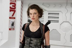 Resident Evil: Afterlife - Alice