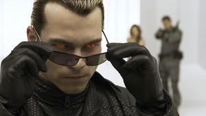Resident Evil: Afterlife - Wesker