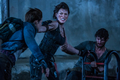 Resident Evil: The Final Chapter - Abigail, Alice and Doc