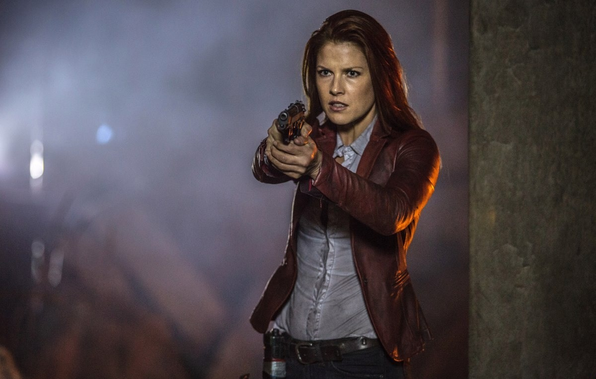 Resident Evil The Final Chapter Claire Resident Evil The