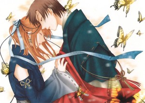 Ritsu and Kureno