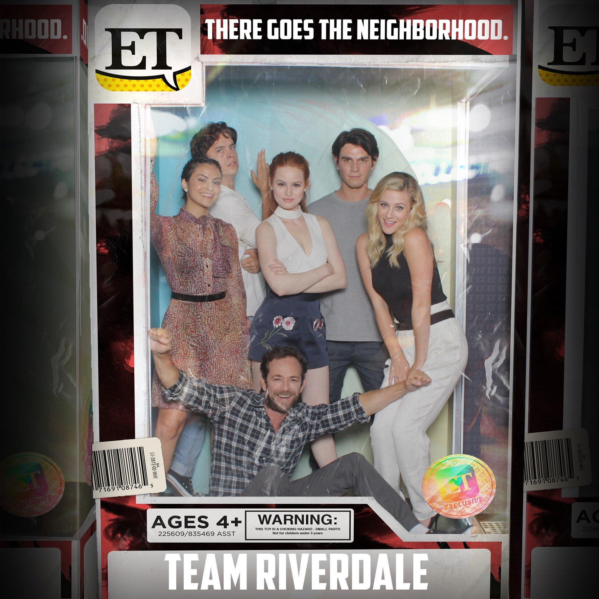Riverdale Cast @ Comic Con