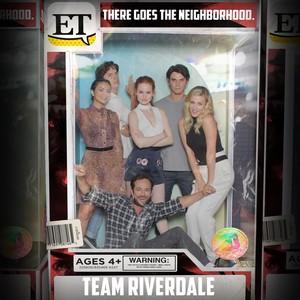 Riverdale Cast @ Comic Con