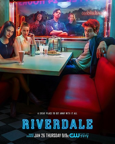 Riverdale (2017 TV series) wallpaper titled Riverdale Poster