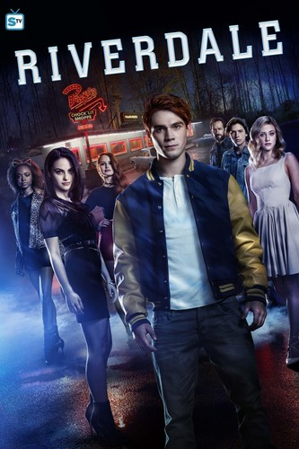 Riverdale (2017 TV series) fondo de pantalla entitled Riverdale Poster