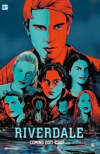 Riverdale (2017 TV series) wallpaper called Riverdale Poster