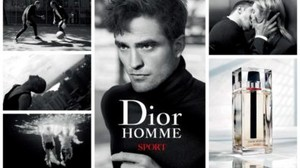 Robert Pattinson Dior Homme Sport 2017 Campaign