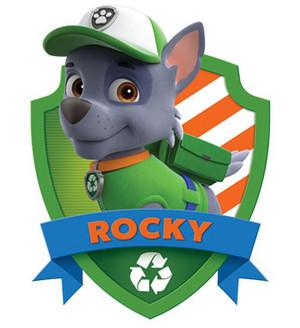 Rocky, The Mixed Breed