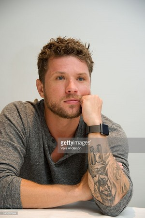 Ryan Phillippe at the 'Shooter' Press Conference at the Four Seasons Hotel
