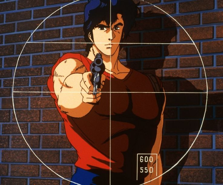 Ryo Saeba 002 City Hunter Animea Photo 40152087 Fanpop