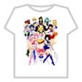 Sailor Gang!!! - sailor-moon photo