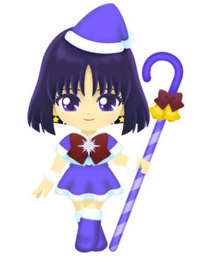 Sailor Saturn - Natale