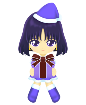 Sailor Saturn - বড়দিন