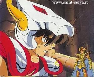 Saint Seiya Mini Cards