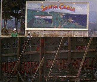 Santa Carla: Murder Capital of the World