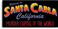 Santa Carla: the Murder Capital of the Worl - the-lost-boys-movie fan art