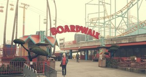Santa Cruz the Boardwalk