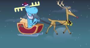 Santa Lumpy's Coming To Town!