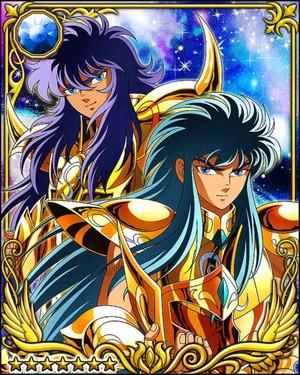 Scorpio Milo and Aquarius Camus