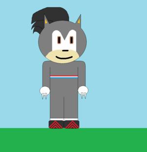 Sean The Hedgehog