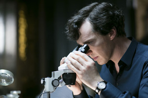 Sherlock - Episode 4.01 - The Six Thatchers - Promo Pics