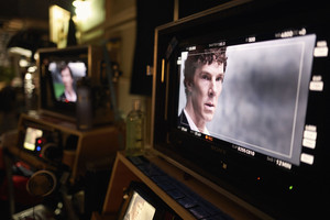 Sherlock - Episode 4.03 - The Final Problem - Promo and BTS Pics