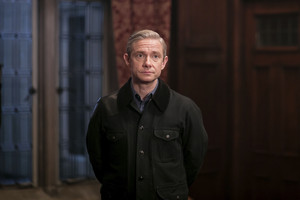 Sherlock - Episode 4.03 - The Final Problem - Promo and 防弹少年团 Pics