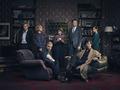 Sherlock - Series 4 - Cast Promo Pic