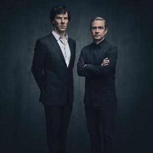 Sherlock and John - Series 4