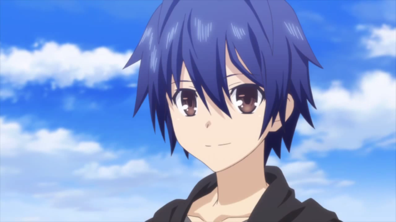 Date A Live - Director's Cut - scene in Bed [Shido and ... |Shido Itsuka And Tohka