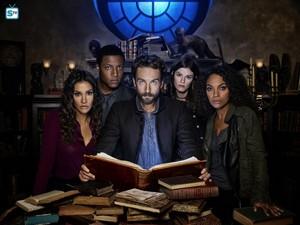 Sleepy Hollow - Season 4 - Cast Promo Pics