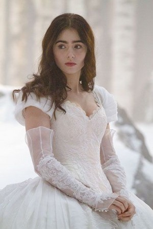 Snow White White Dress