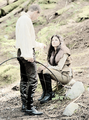 Snow and Charming - once-upon-a-time photo