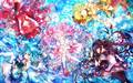 Sparkle characters - puella-magi-madoka-magica wallpaper