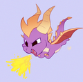 Spyro Fanart - spyro-the-dragon fan art