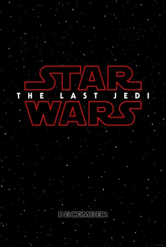 Star Wars wallpaper called Star Wars: The Last Jedi Poster