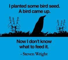 Steven Wright joke