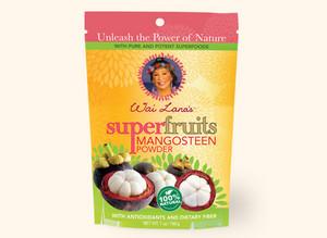 Superfruits - mangostão