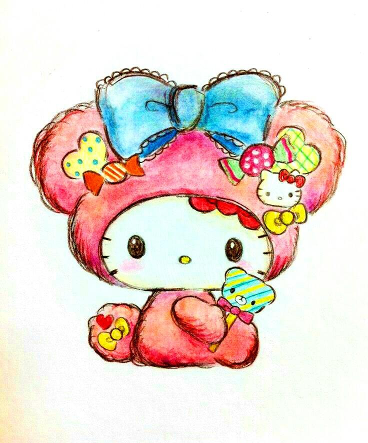 Sweet Hello Kitty♡