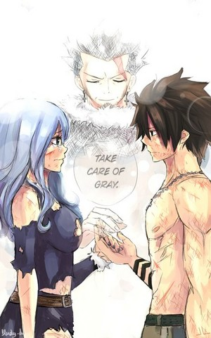 TAKE CARE OF GRAY