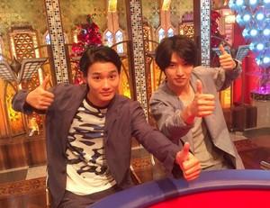 "TV show ""TOKIO Kakeru"" with Shuhei Nomura"