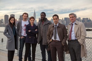 Taxi Brooklyn Cast