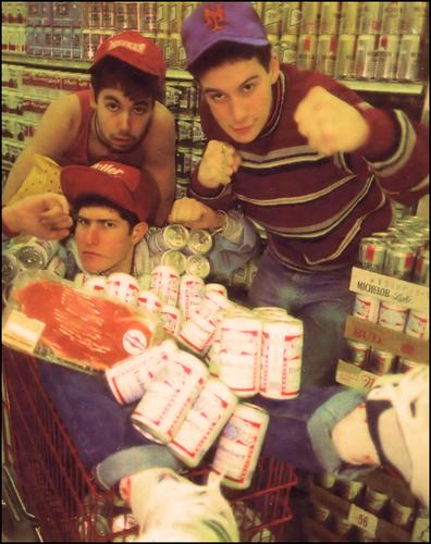 Beastie Boys fond d'écran entitled The Beastie Boys